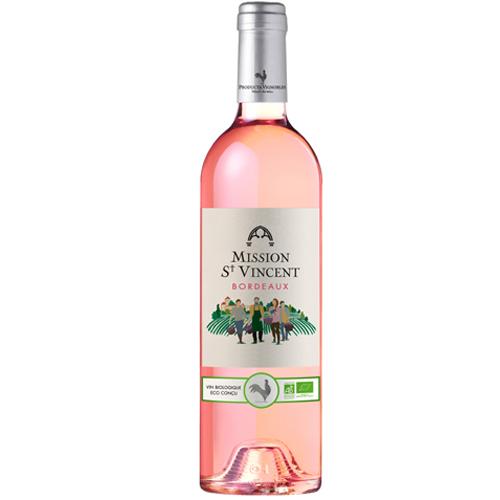 Vin Rosé Bio